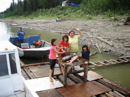 family-fish-camp